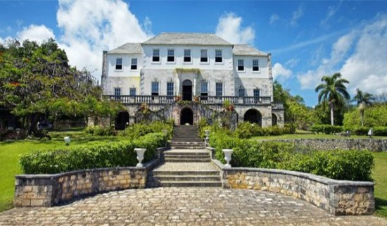 Rose Hall Great House and Montego Bay Highlights