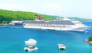 Montego Bay Highlight from the Cruise Ship at Falmouth