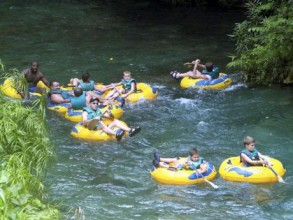 River Tubing, Dunns River Falls, Blue Hole, Horse Back Riding(any 2 for $200)