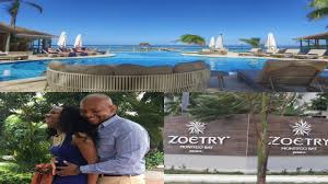 Zoetry, Ironshore residential area